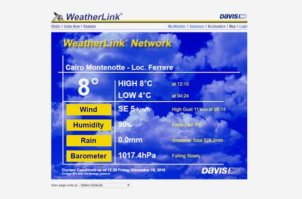 WeatherLink.com